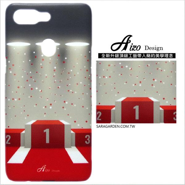 【AIZO】客製化 手機殼 OPPO R15 保護殼 硬殼 聚光燈