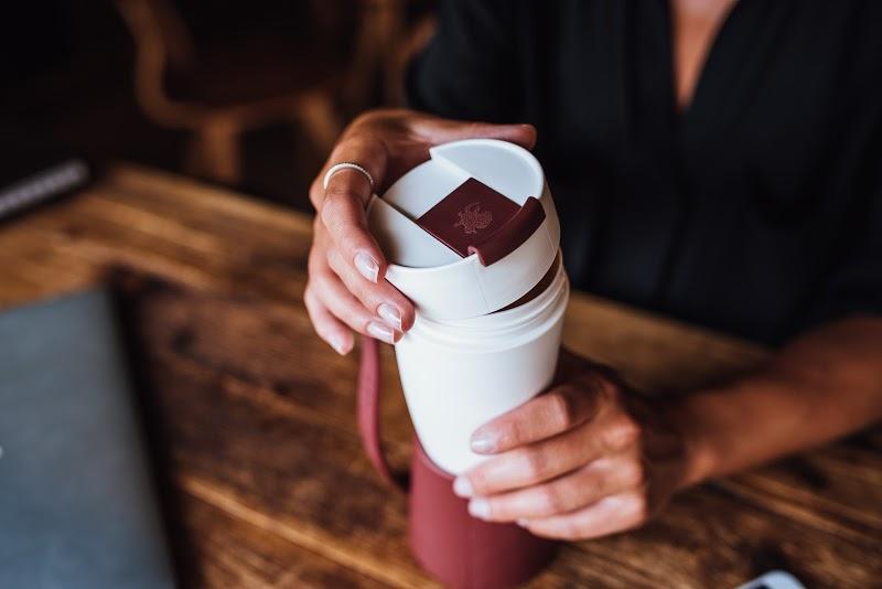 fnte-goat story-mug-羊角杯