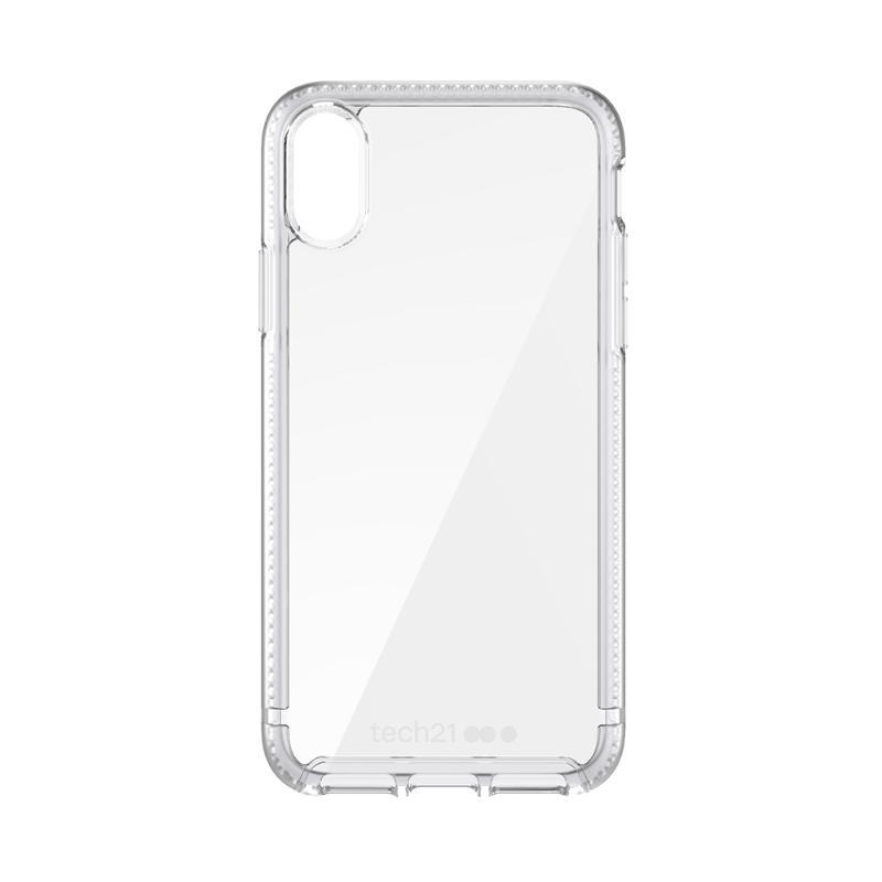 Tech 21抗衝擊Pure Clear防撞硬式保護殼 iPhoneXs 透明