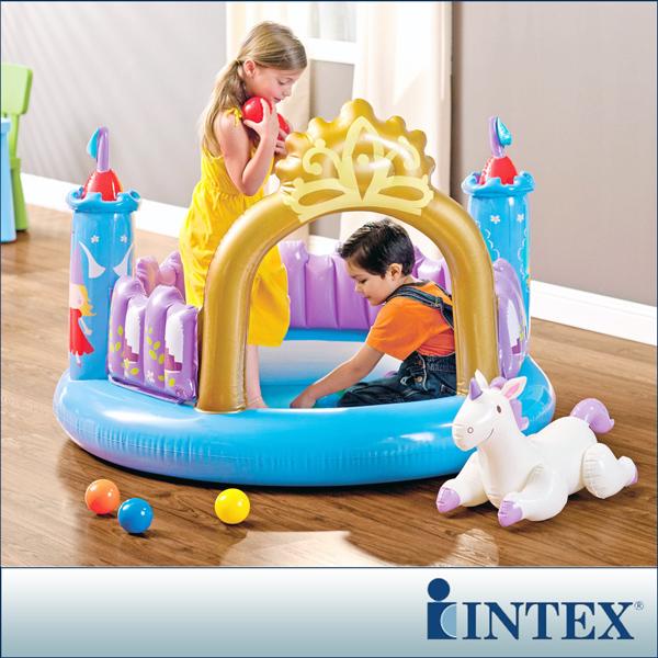 【INTEX】公主城堡遊戲球池(48669)