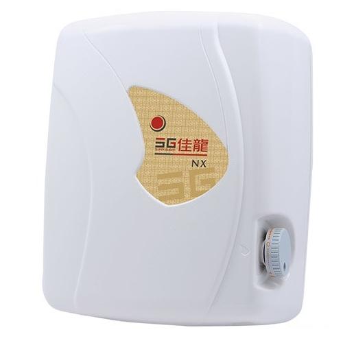 (全省安裝)【佳龍】即熱式瞬熱式自由調整水溫熱水器(內附漏電斷路器系列) NX99-LB
