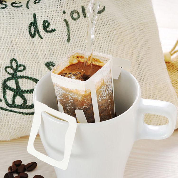 《蜂屋》薇薇特南果濾泡式咖啡,環保裸裝量販包(20包)