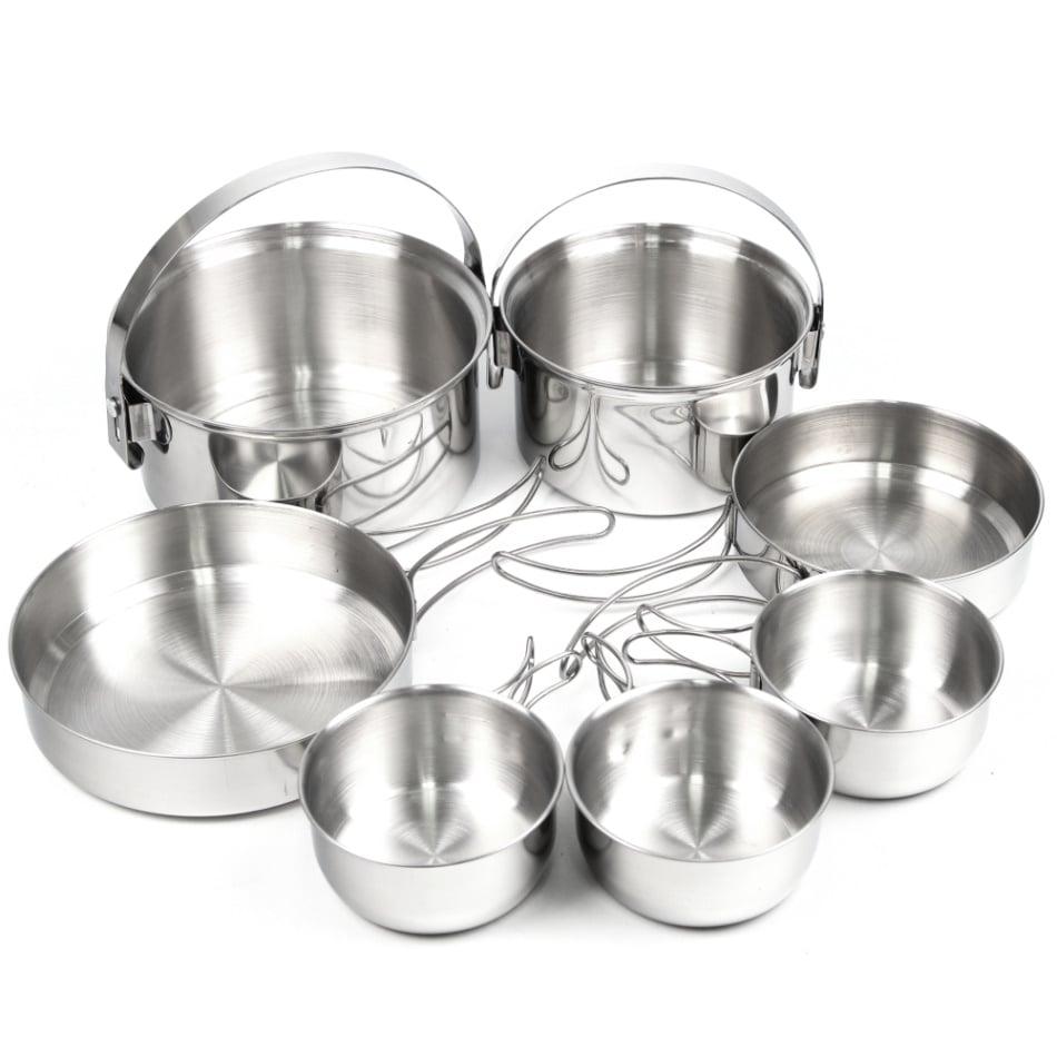 犀牛 RHINO  3-4人不鏽鋼套鍋
