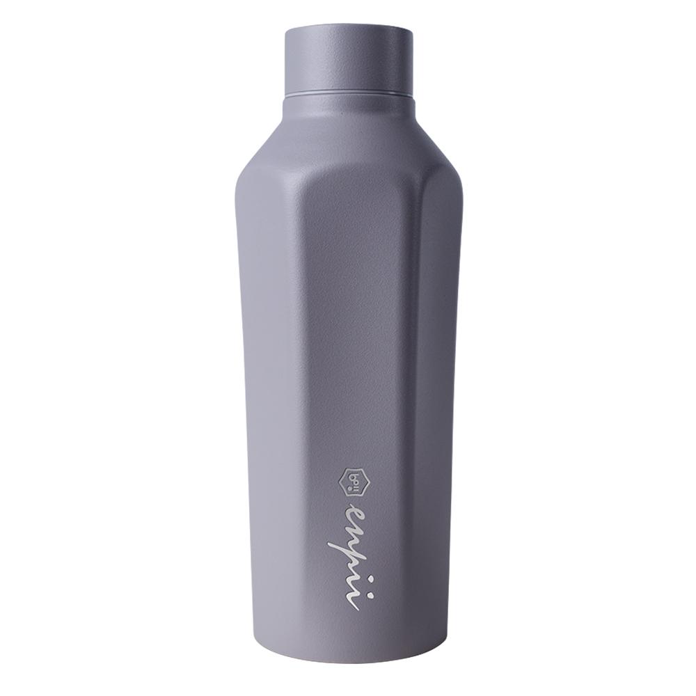 Boii -本因保溫瓶450ml -水泥灰