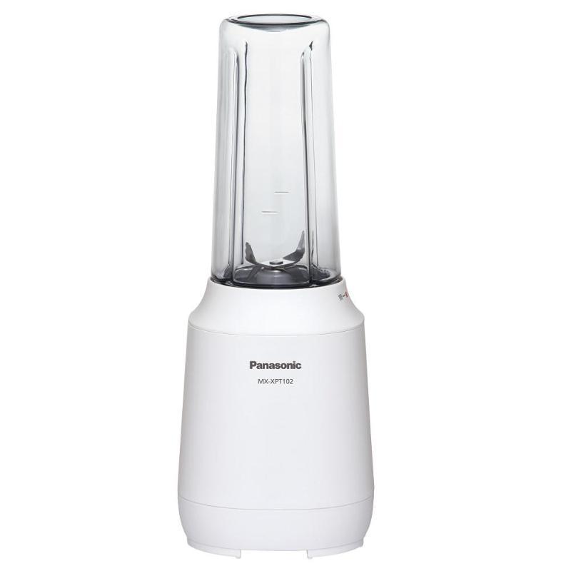 PANASONIC 隨行杯果汁機 白 MX-XPT102-W【福利品出清】