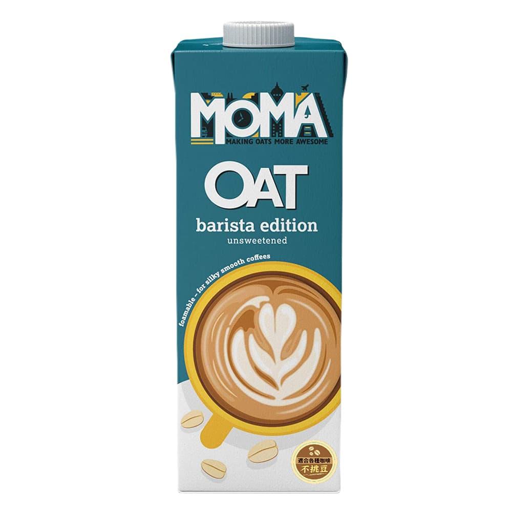 【MOMA】全麥燕麥奶(咖啡師)x4瓶(1000ml/瓶)
