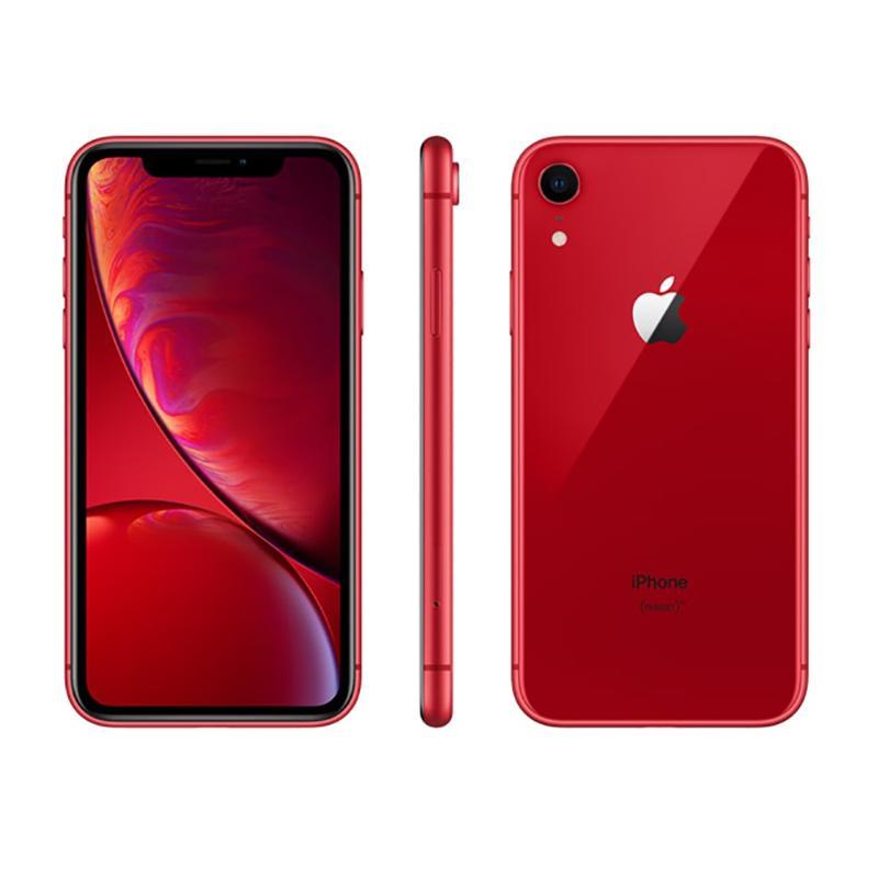 iPhone XR 128GB 紅色 超殺破盤 全新品 贈保護貼 享原廠保固一年