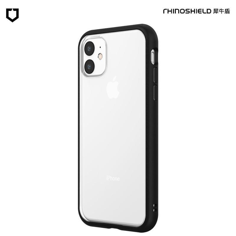 犀牛盾 MOD NX防摔背蓋手機殼 iPhone 11 6.1(2019) 黑