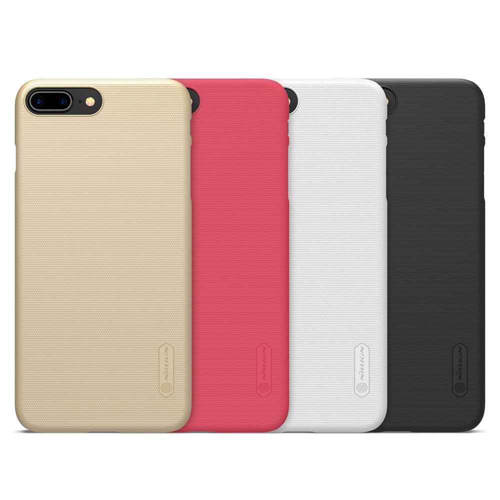 NILLKIN Apple iPhone 8 Plus 超級護盾保護殼(黑色)