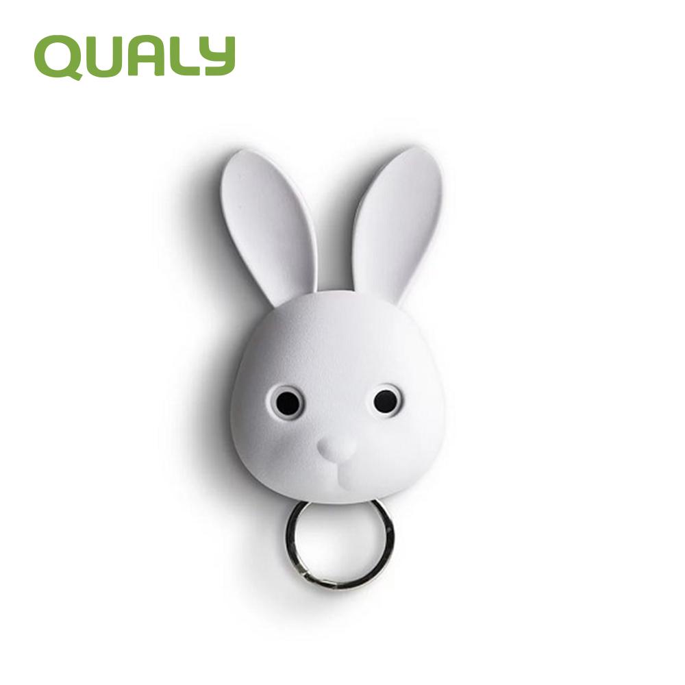 QUALY 壁掛鑰匙圈 邦妮兔