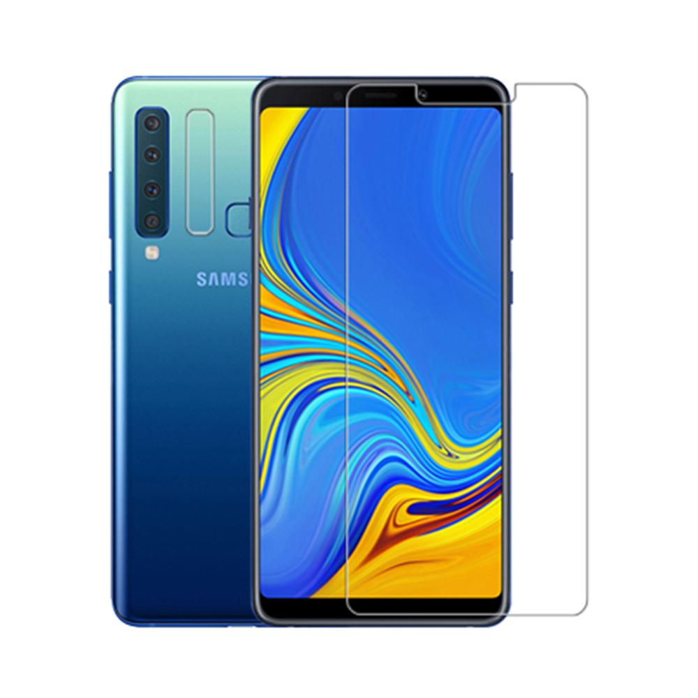 NILLKIN SAMSUNG Galaxy A9(2018) 超清防指紋保護貼 - 套裝版