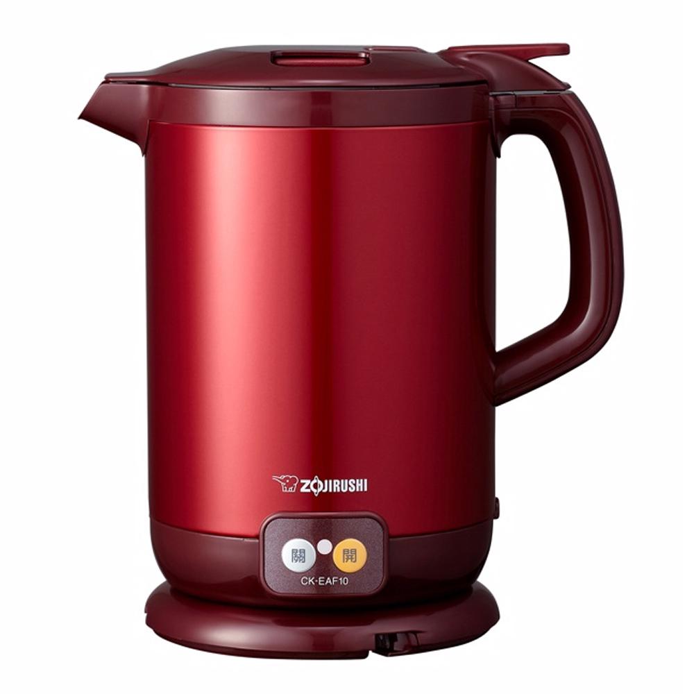 象印1公升 微電腦快煮電氣壺 CK-EAF10/CK-EAF10-RA(紅色)