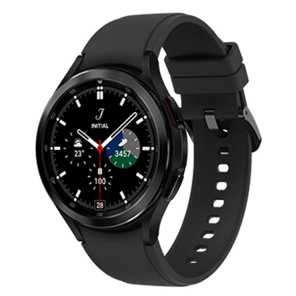 SAMSUNG Galaxy Watch4 Classic LTE 46mm (R895) 幻影黑【現貨賣場】