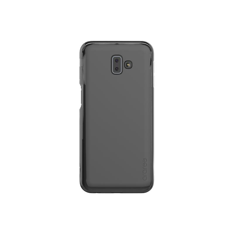 SAMSUNG Galaxy J6+ KD Lab TPU握感背蓋 透明