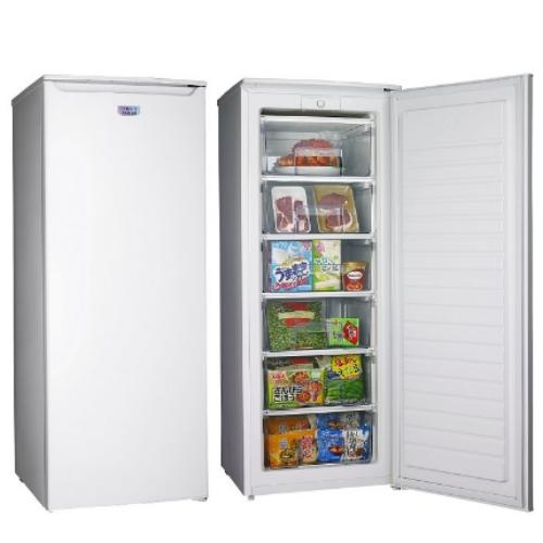 【台灣三洋SANLUX】直立式181公升冷凍櫃 冰櫃SCR-181A