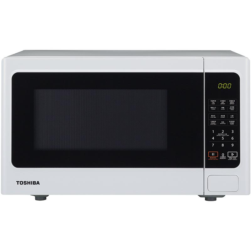 【TOSHIBA 東芝】25L微電腦料理微波爐MM-EM25P(WH)