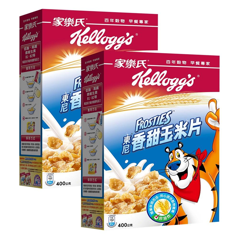 Kellogg's 家樂氏 香甜玉米片 400gX2