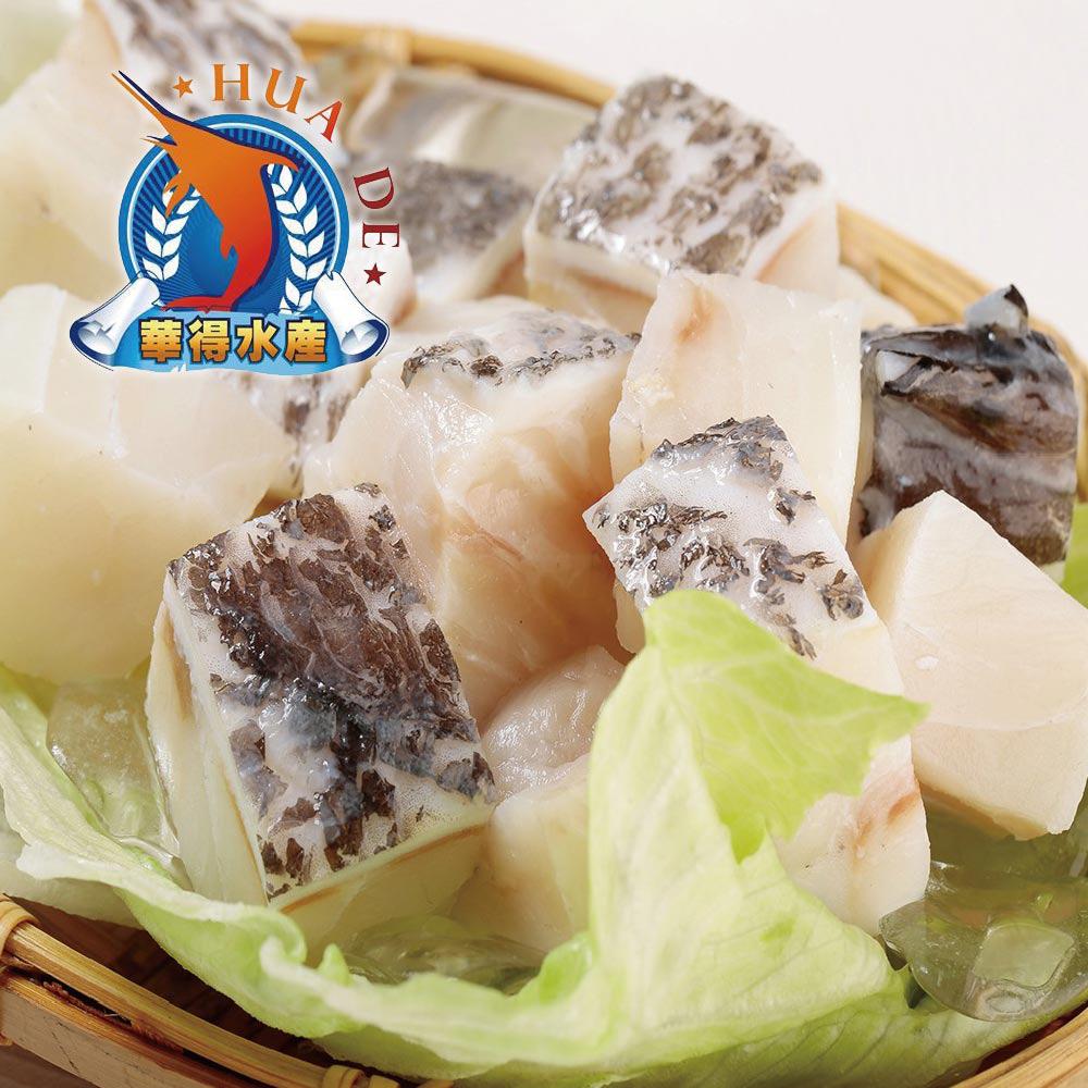《東港華得》龍膽石斑魚切丁(300g/包)(共2包)