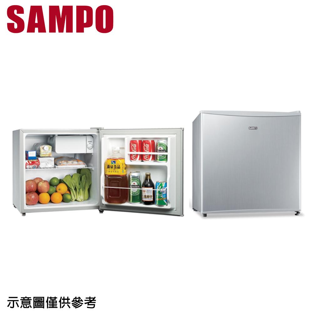 【SAMPO 聲寶】47公升單門冰箱SR-A05(只送不裝)