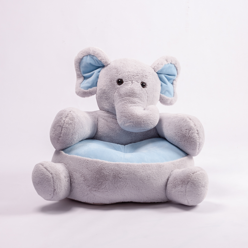 神奇小象動物造型椅-生活工場