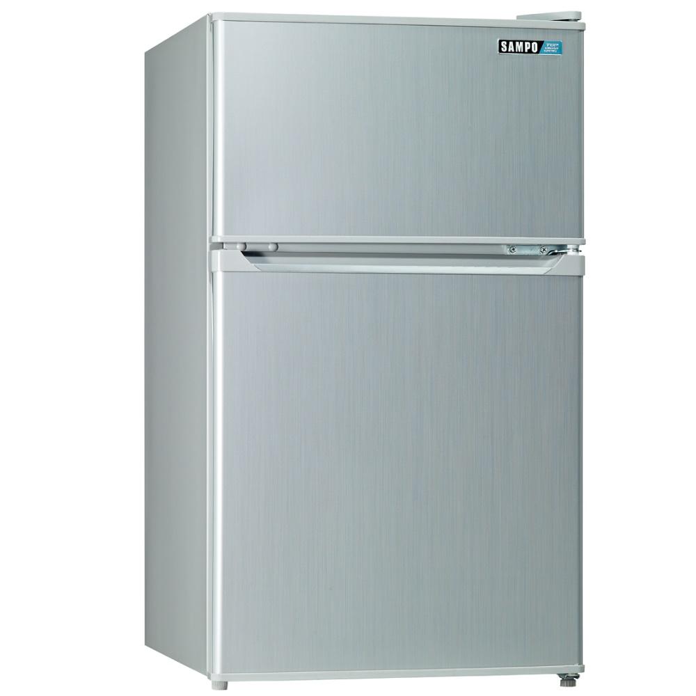 【SAMPO聲寶】100公升1級雙門冰箱(SR-A10G)《含運無安裝》(CP高於R1303W)