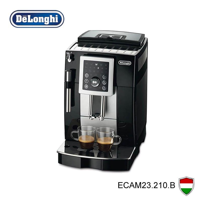 【DeLonghi迪朗奇】義大利 睿緻型全自動咖啡機 ECAM 23.210.B