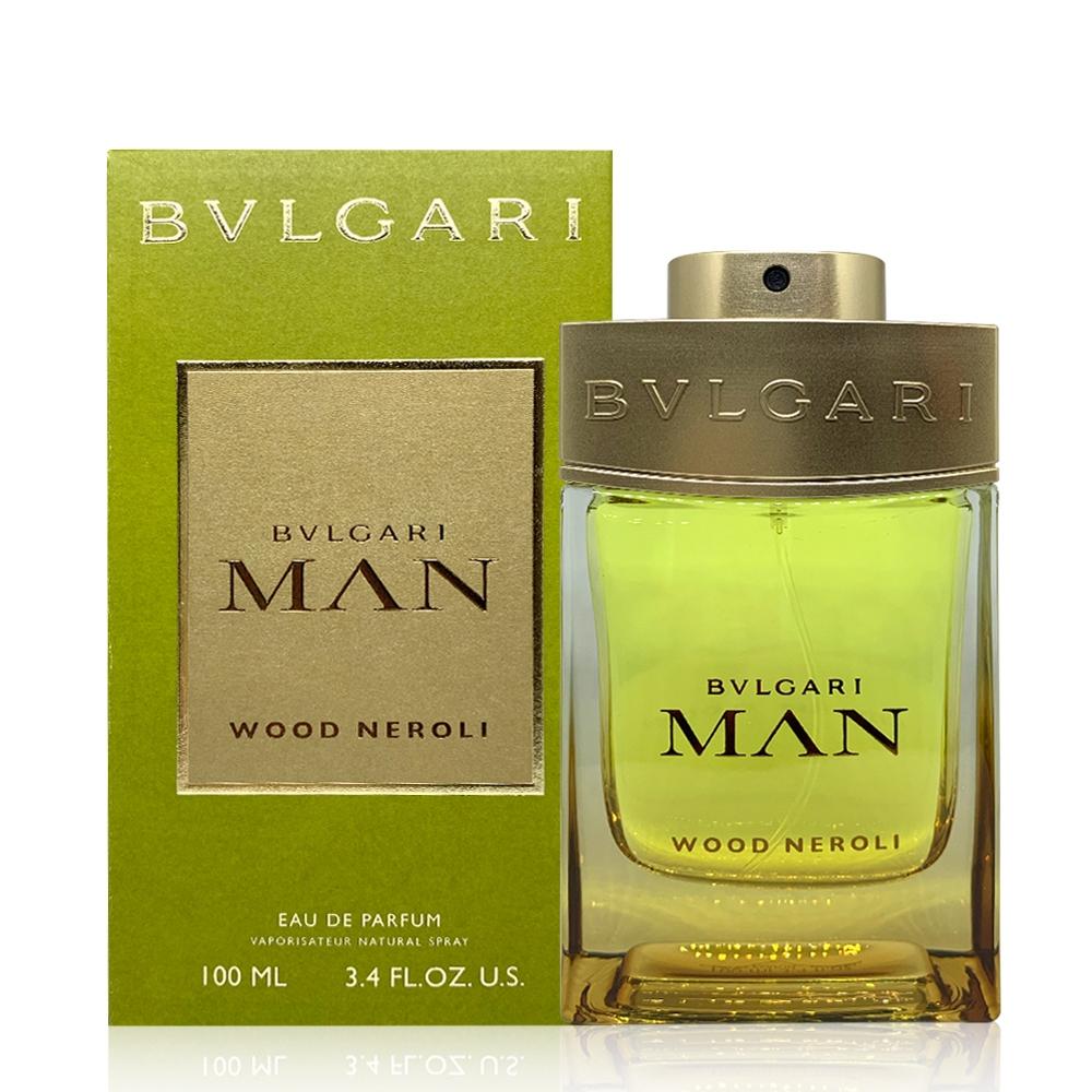 BVLGARI 寶格麗 森林之光男性淡香精 100ml