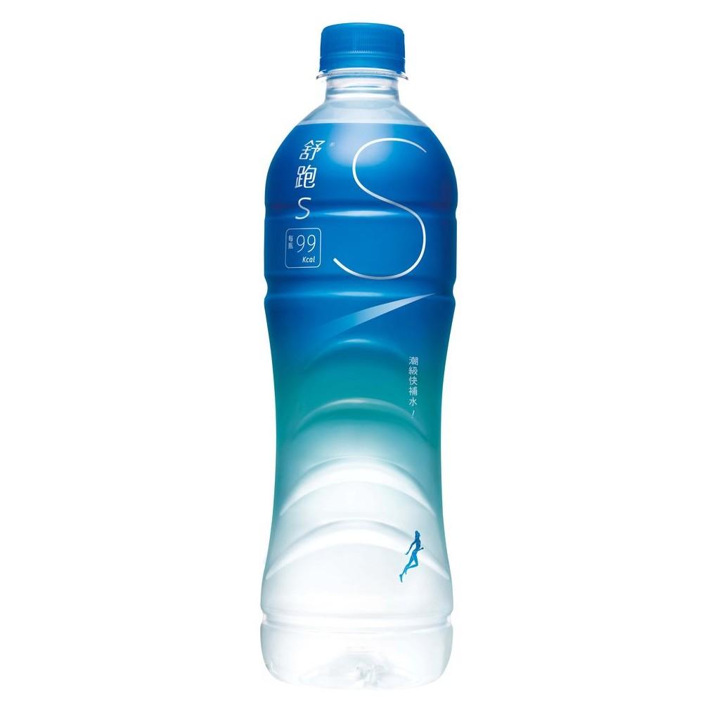 【舒跑S】健康補給飲料(590mlx24瓶/箱)