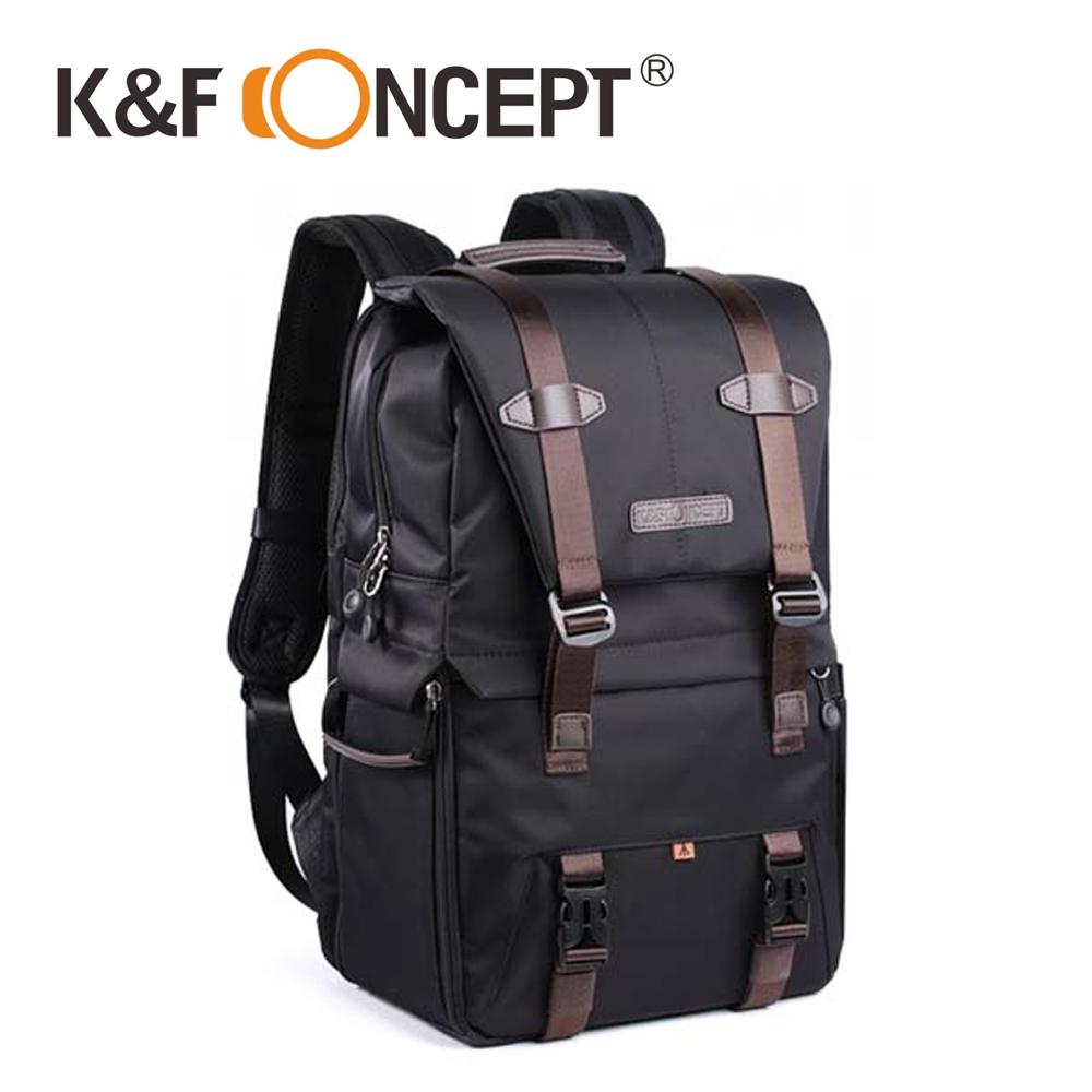 K&F Concept 時尚者 專業攝影單眼相機後背包 相機包 (KF13.092)