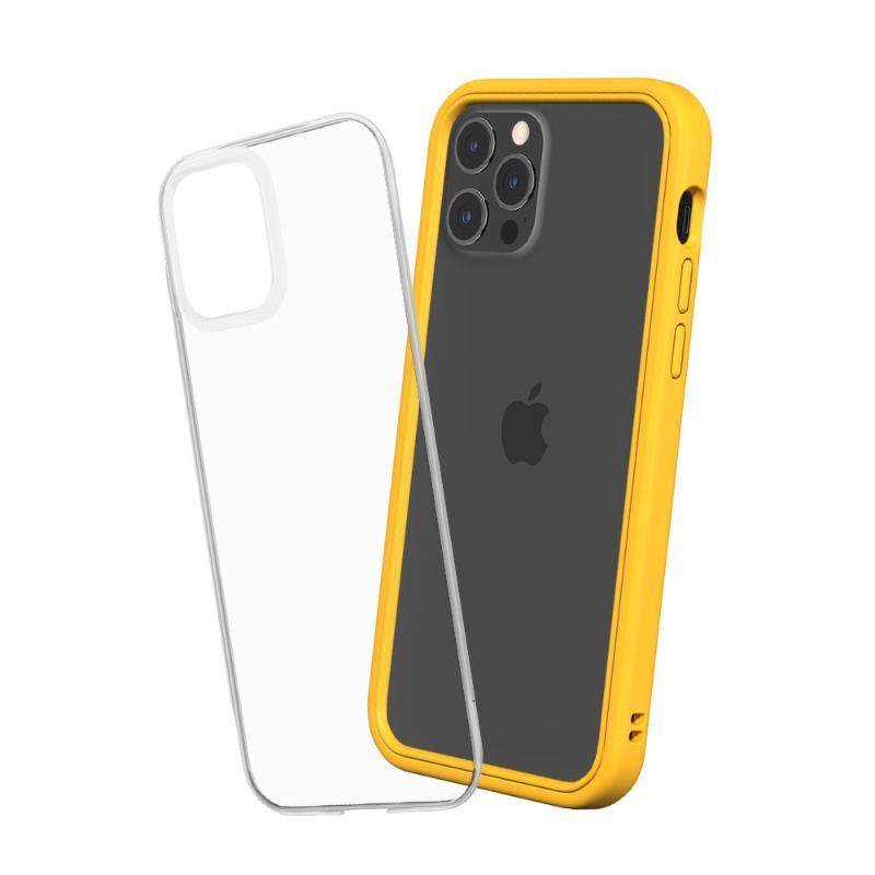 犀牛盾 MOD NX 防摔背蓋手機殼 iPhone 12 / 12 Pro 6.1 黃