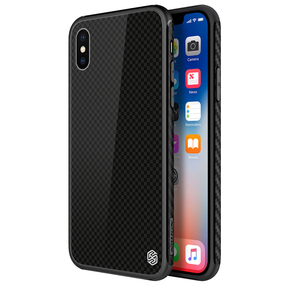 NILLKIN Apple iPhone X 晶曜保護套