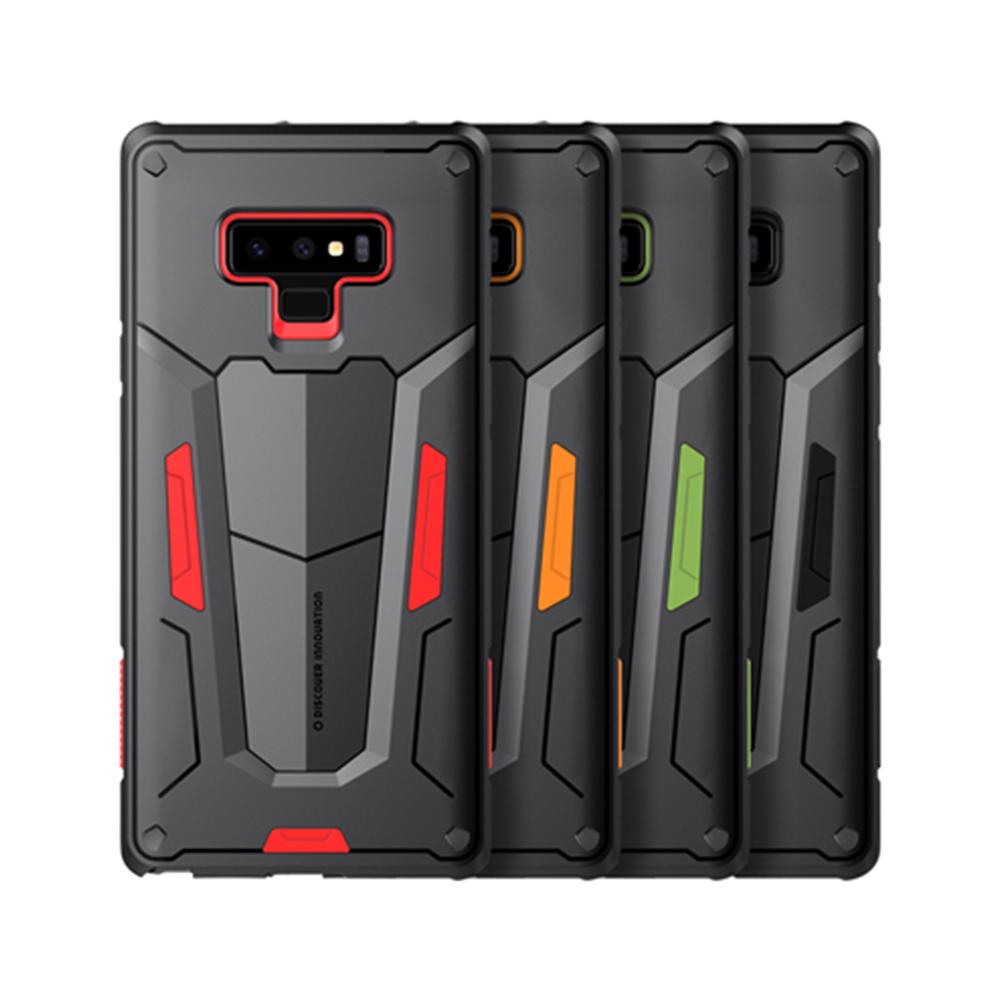 NILLKIN SAMSUNG Galaxy Note 9 悍將 II 保護套(軍綠)
