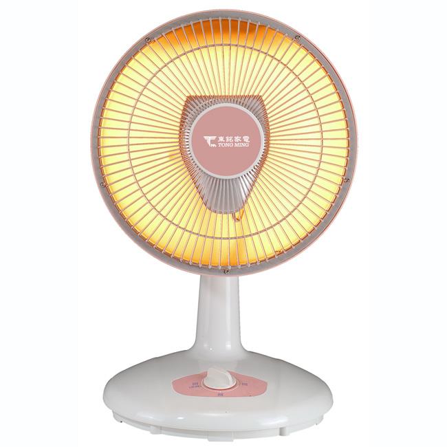 ✸下殺8折起【東銘】10吋 鹵素燈電暖器 TM-3912