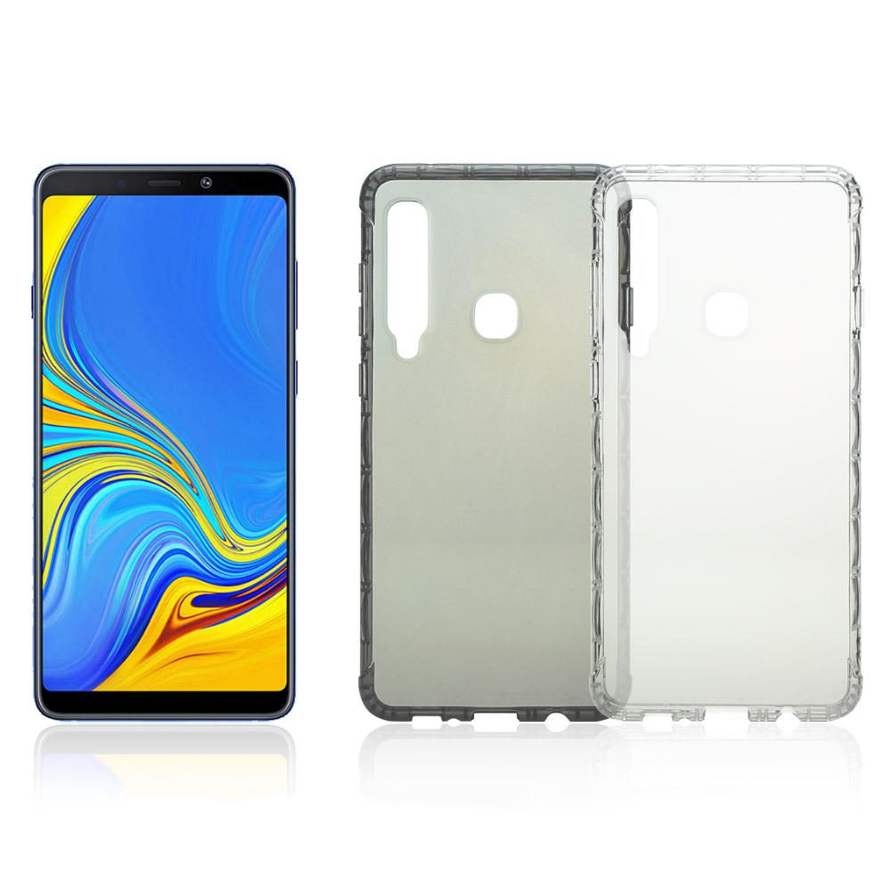 X 世代 SAMSUNG Galaxy A9(2018) 軍規防摔殼(透黑)