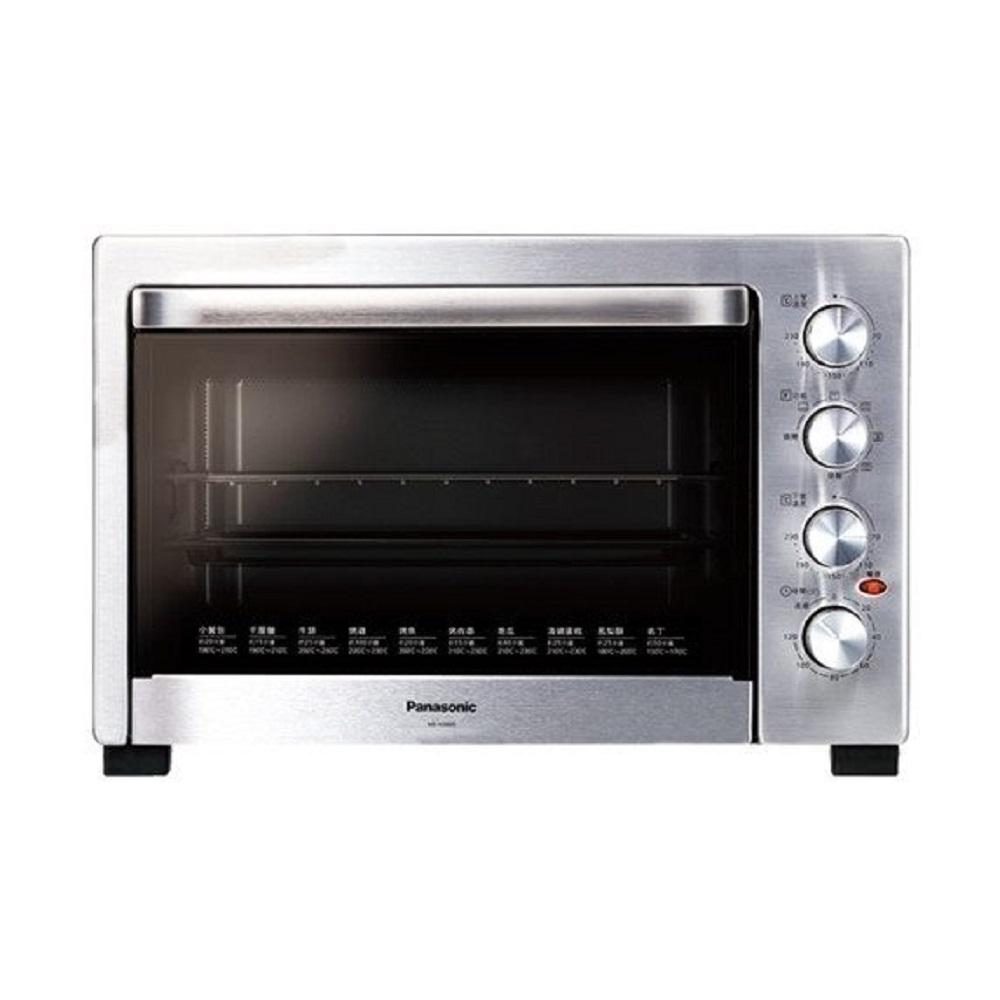 【Panasonic 國際牌】38L 雙溫控.發酵烘焙烤箱 NB-H3800