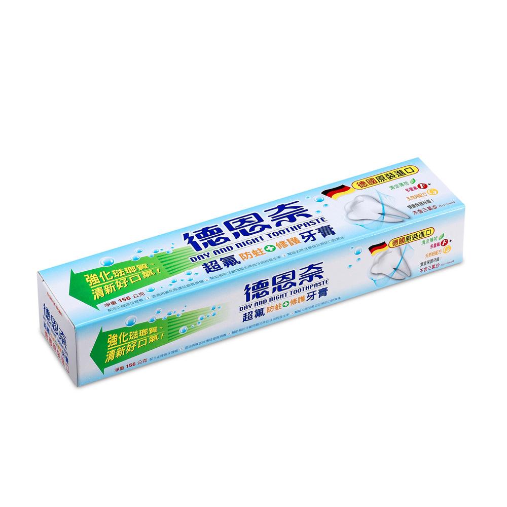德恩奈 超氟牙膏156gX6入