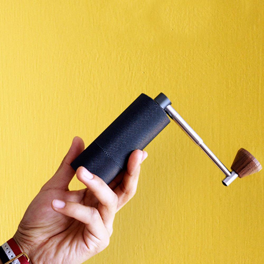 TIMEMORE 泰摩栗子NANO S摺疊便攜式手搖磨豆機(頂級義式鍍鈦磨芯)