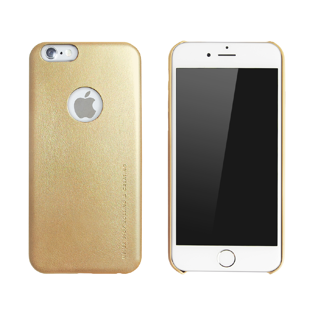 【Rolling Ave.】Ultra Slim iphone 6 plus / iPhone 6S plus 極致輕薄 - 香檳金