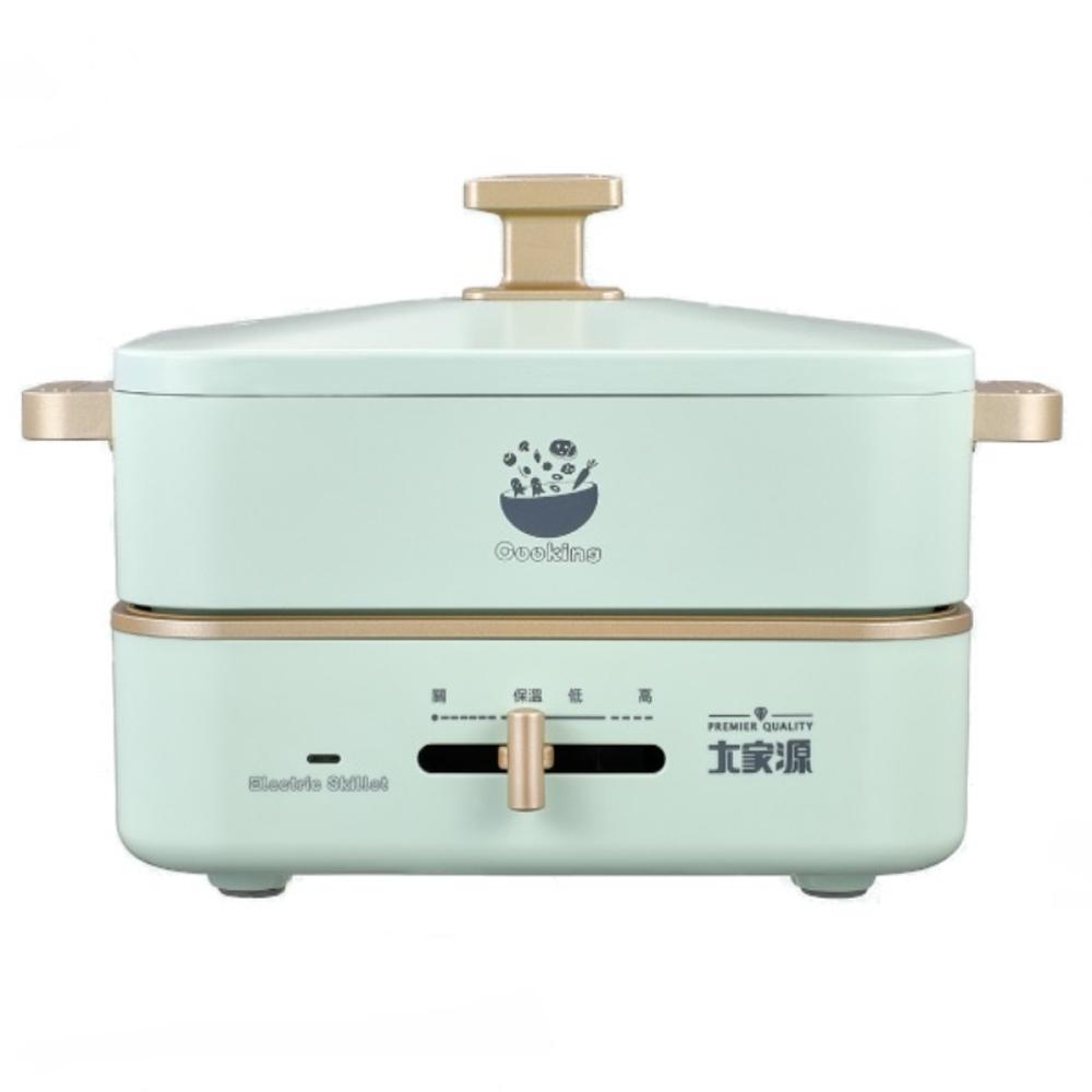 大家源 0.8L日式創意章魚燒電烤盤 TCY-376101