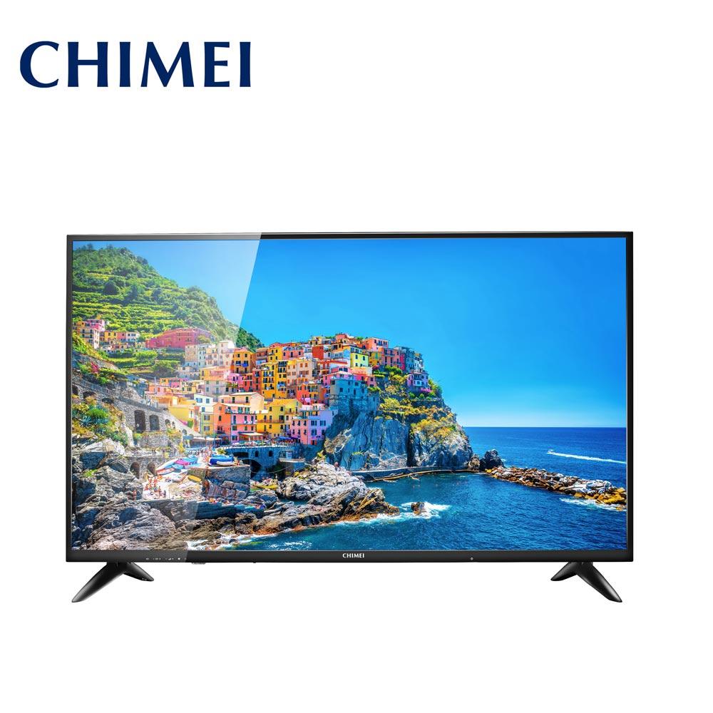 【CHIMEI 奇美】 43吋液晶顯示器+視訊盒(TL-43A600)
