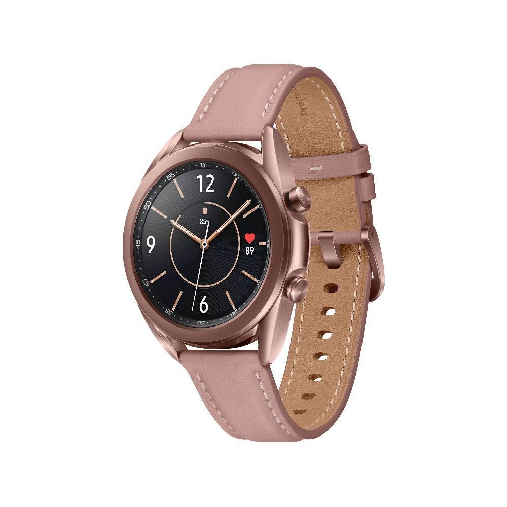【血氧檢測】SAMSUNG Galaxy watch 3 41mm BTR850 金【會員優惠活動 贈夏日運動包三入組】