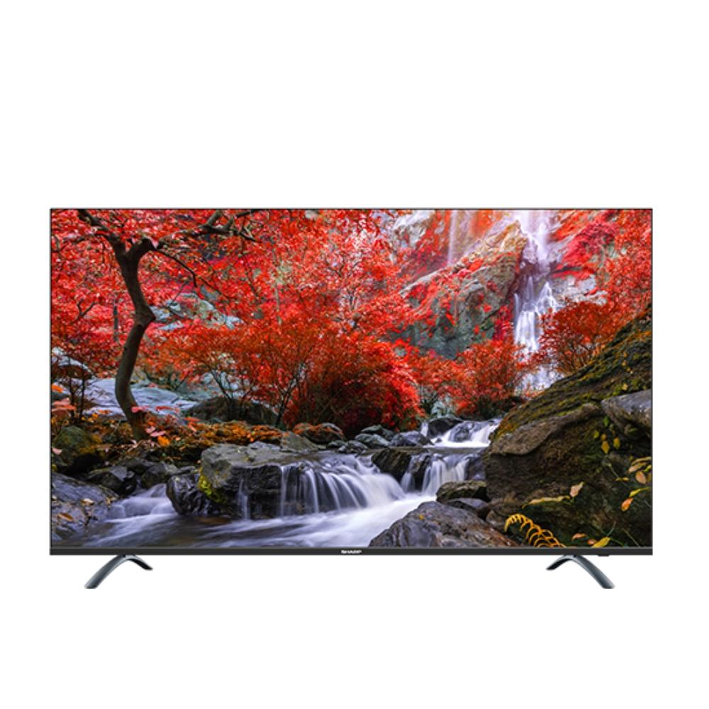 回函贈(含運無安裝)SHARP夏普50吋4K聯網電視4T-C50CJ1T