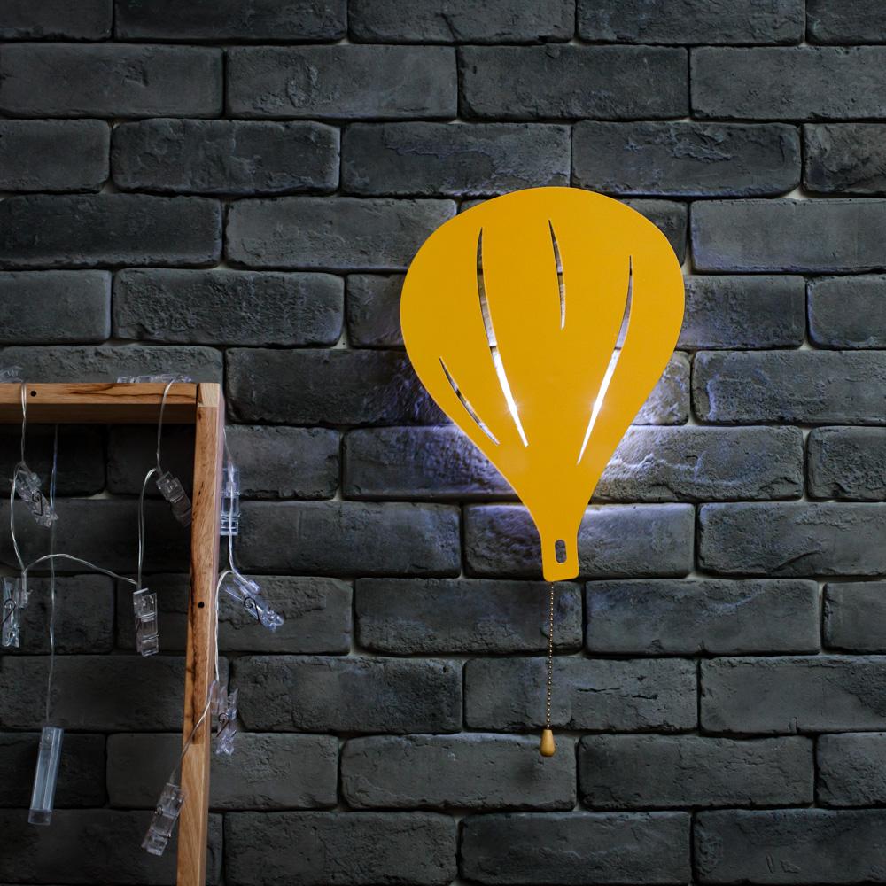 熱氣球LED掛燈擺飾-生活工場