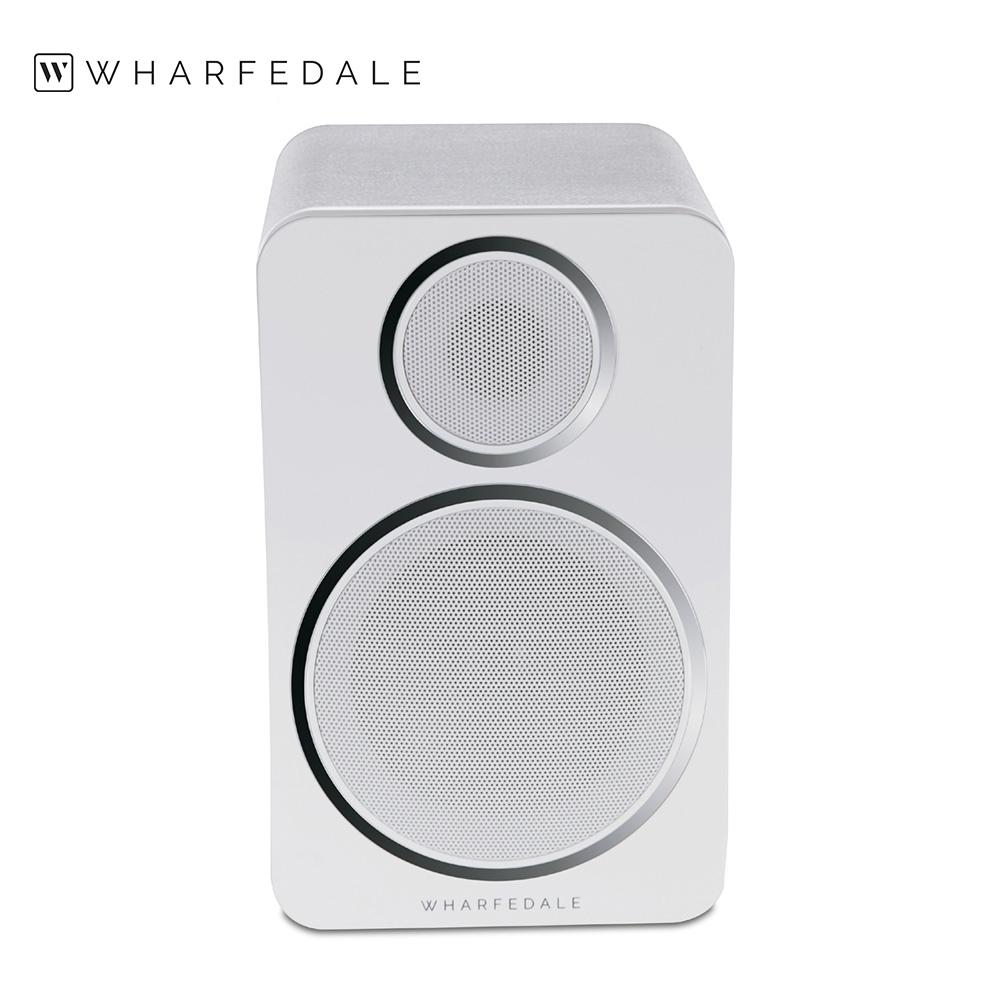 Wharfedale 藍牙無線電腦喇叭(DS-2)時尚白