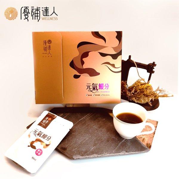 《優補達人》養生牛蒡鰻魚精(6包/盒)(常溫)-加送1包