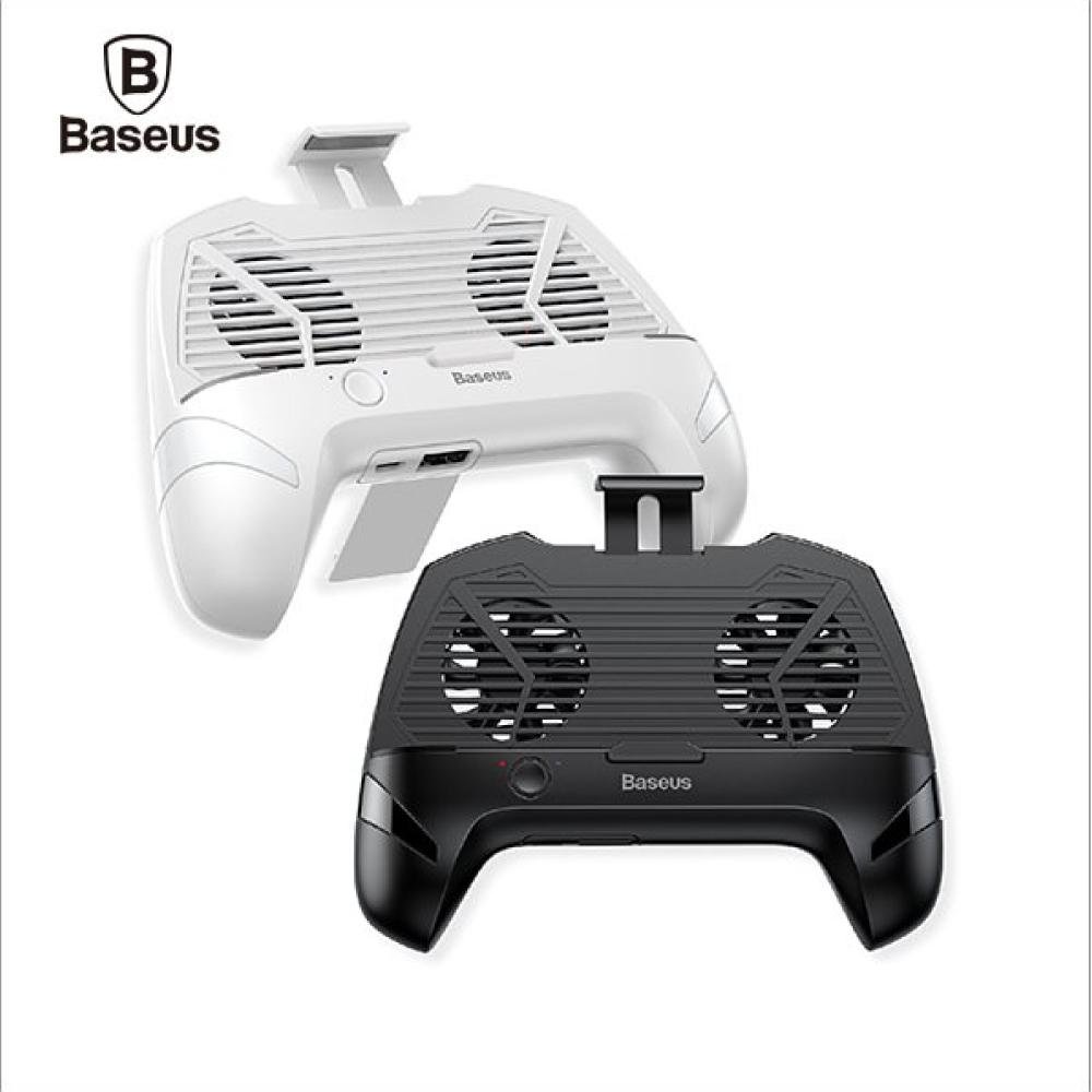 Baseus倍思 酷玩遊戲散熱手把 - 白色