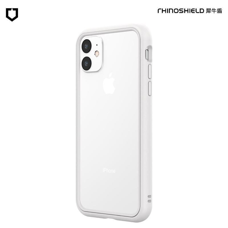 犀牛盾 CrashGuard NX防摔邊框手機殼 iPhone 11 6.1(2019) 白