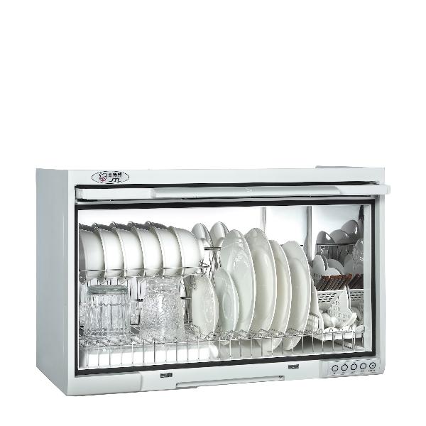 (全省安裝)喜特麗60公分懸掛式烘碗機白色JT-3760