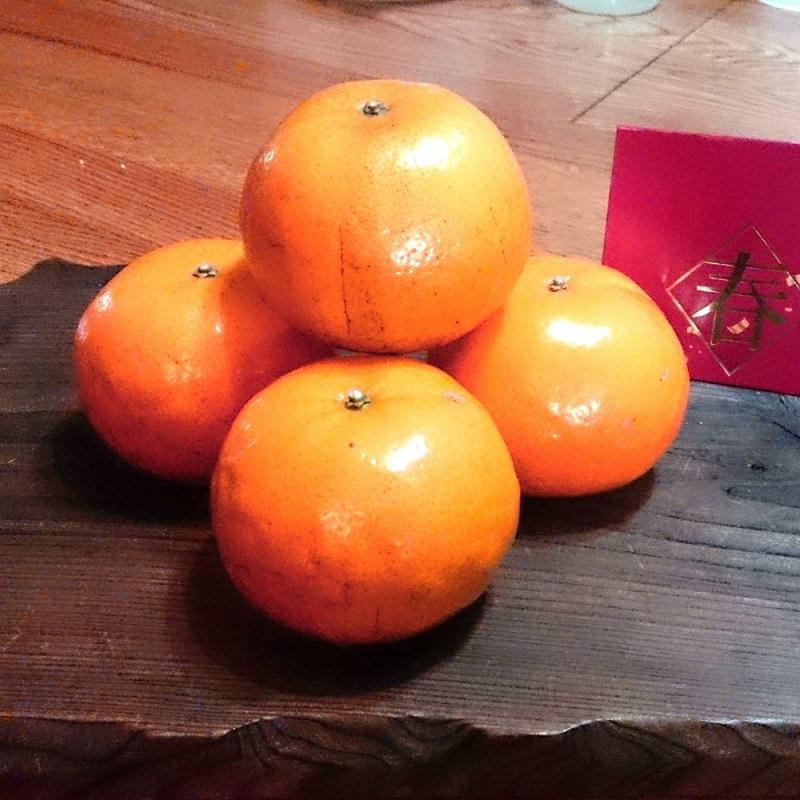 【綠安生活】吉園圃大湖茂谷蜜柑(25A)5斤(15-17粒)-嚴選品質,香甜美味,預計1/22陸續出貨