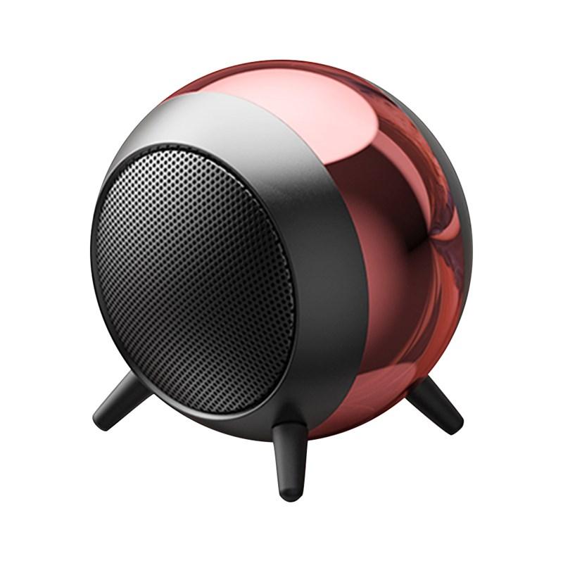 FJ VI1無線串聯立體重低音喇叭 紅色